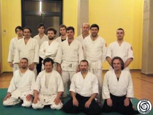Aikido nel Dojo Osaka di La Spezia