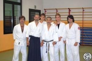 Maestro J. Kimura - Col San Martino (TV) Ottobre 2009