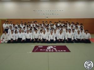 Visita del Maestro Ceresini al Buikukai di Osaka - Ottobre 2010