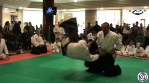 Dimostrazione Aikido del Dojo Osaka - Centro Luna, Sarzana (SP) 7 Novembre 2010