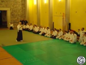 Stage Maestro Kenzo Egami - La Spezia, 23-24 Novembre 2013