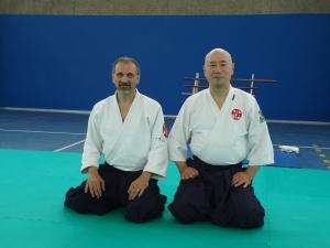 Stage Maestro Kenzo Egami - Milano, 9-6-2012