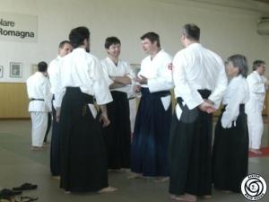 Stage Nazionale Aikido Goshin Jitsu - Modena, Giugno 2009